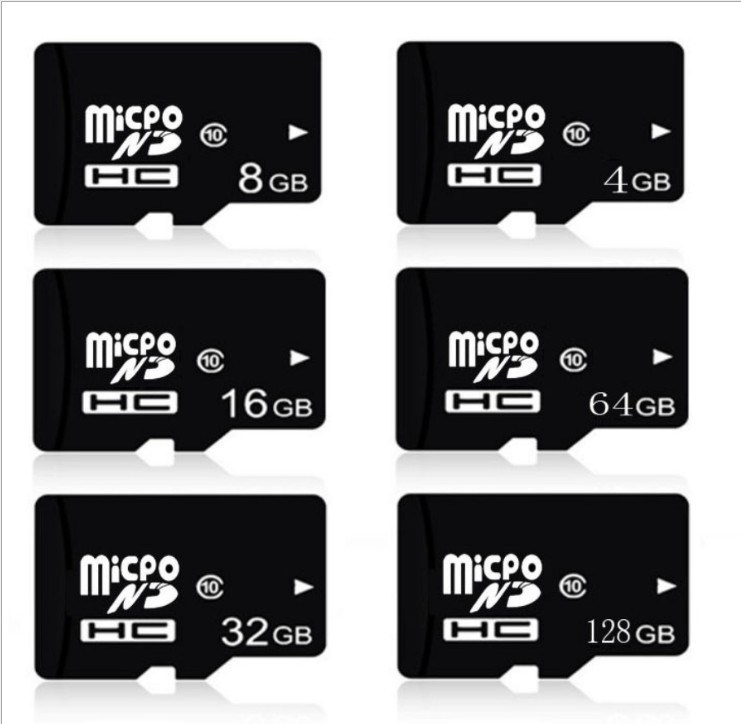 High Speed Full Capacity Memory SD Card for Custom Logo Micro Memory SD / TF Card