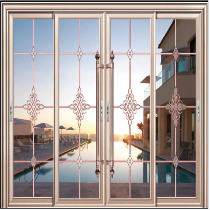 Interior de la puerta corrediza con perfil de 1,4 mm – Interior de ...