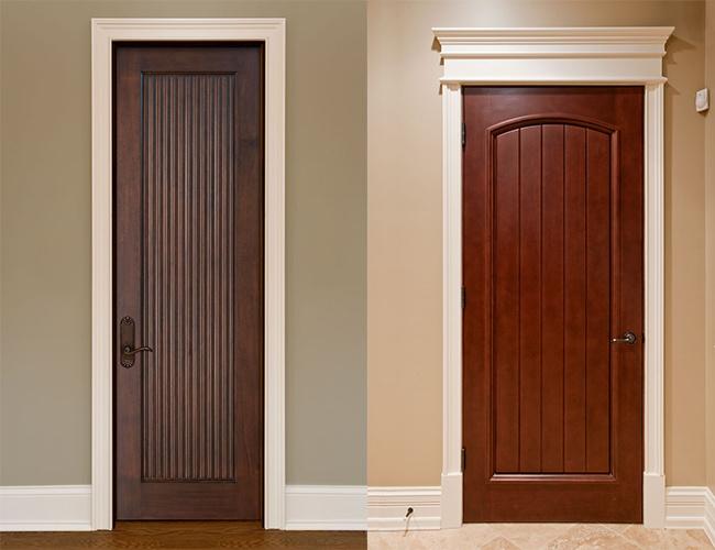 --Exterior Wood Door/Entrance Wood Door & Us Villa Main Entry Door Modern Design Pivot Wood Doors - China ...