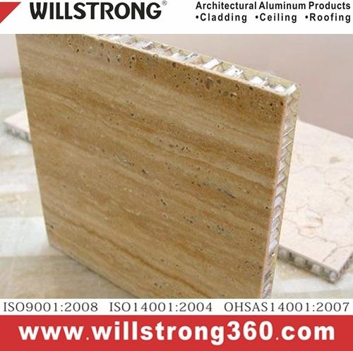 Willstrong Aluminium Honeycomb Panel Facade