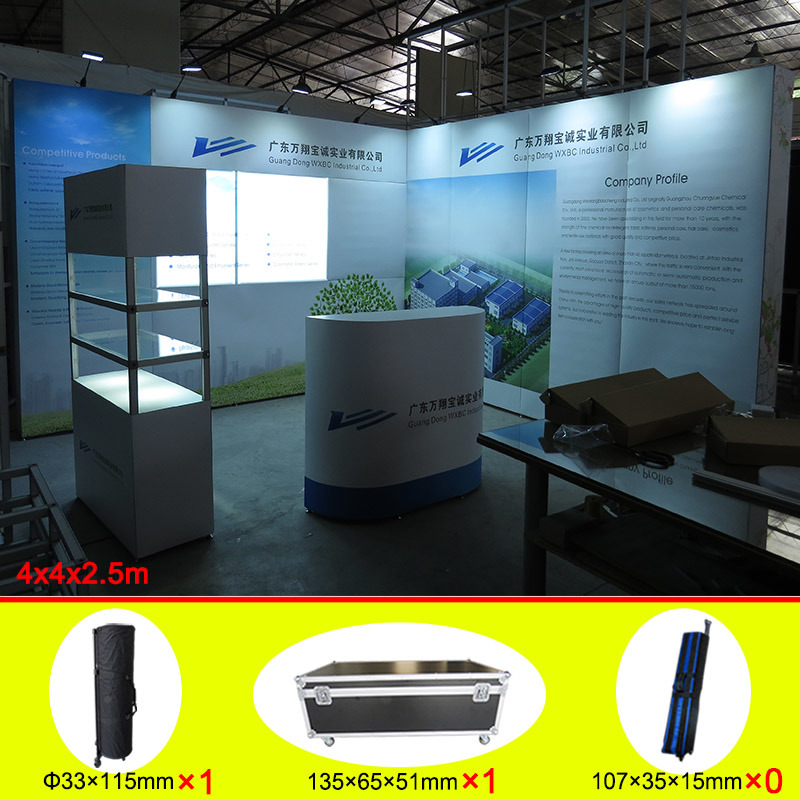 Normal Exhibition Booth Size : Custom portable modular trade show exhibition booth display stall