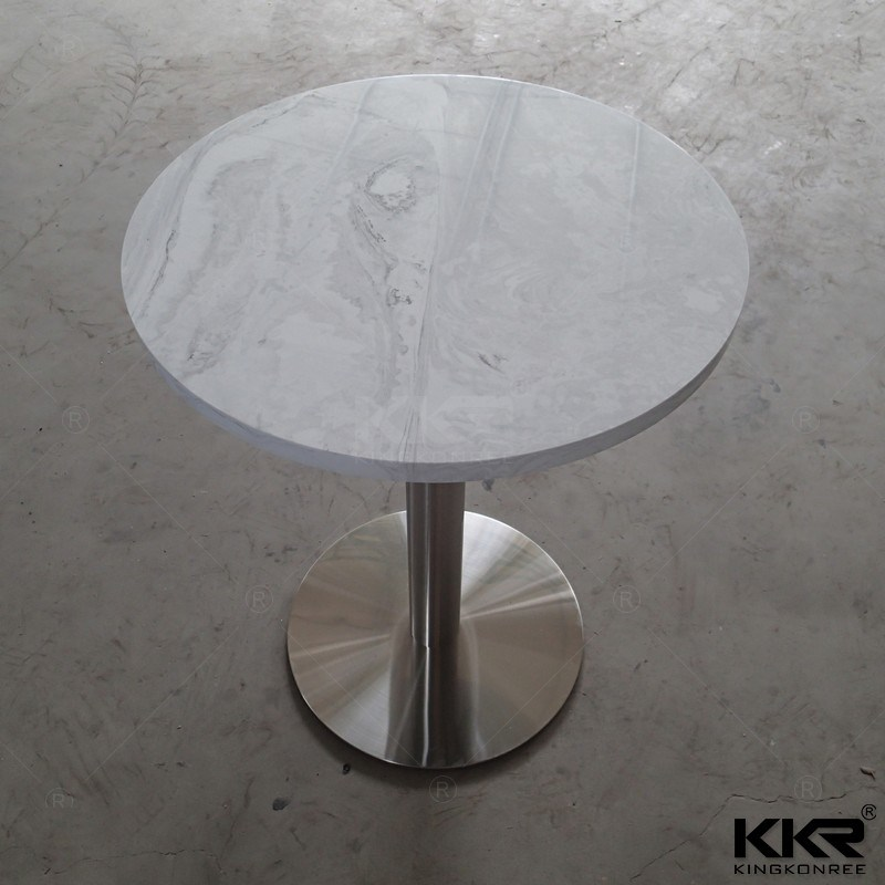 Solid Surface Table Details:
