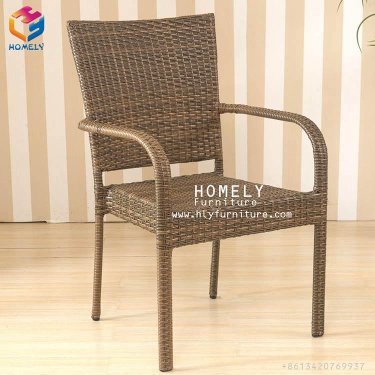 Hly Muebles de Exterior mesa de jardín mesas y sillas de ratán – Hly ...