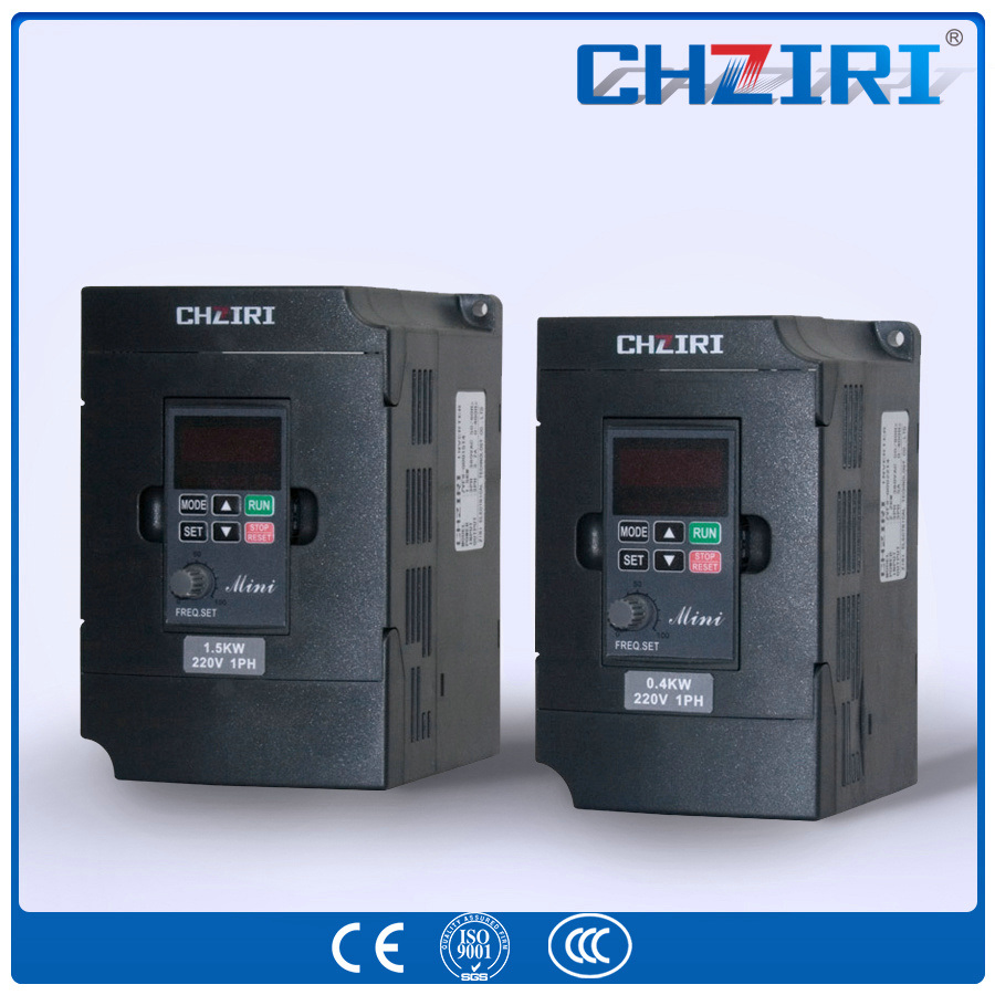 Smart Expo Chziri Ac Drive Zvf330 075kw At 220v Made In Chinacom Wiring As Well 200kw Motor Soft Starter Power Series Is For Small Automation Equipment Of Economical Type Especially Suitable Electronic Food Packaging Wood