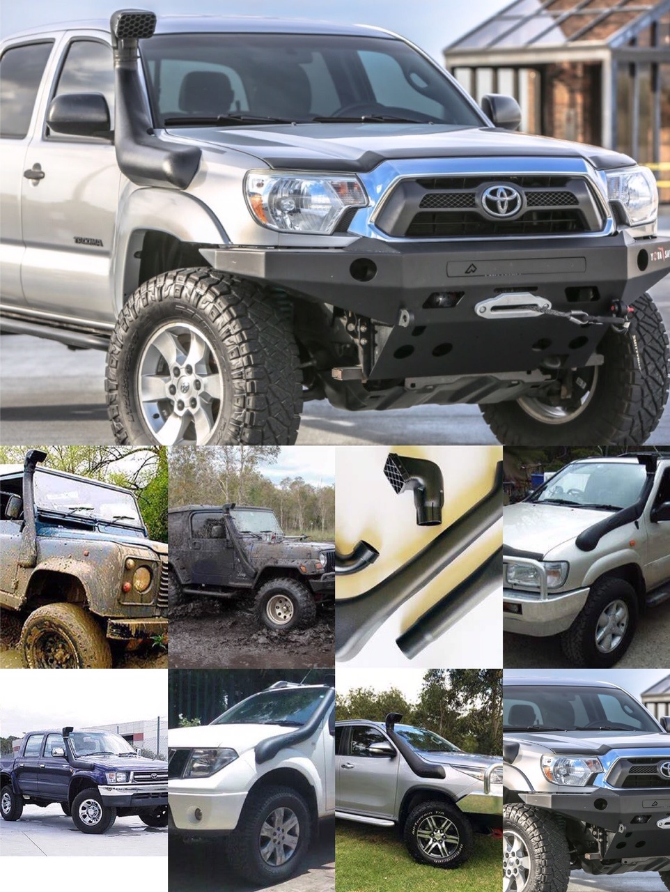 4x4 Off Road Car Snorkel Use For Nissan Navara D21 And D22 And D40 And Pathfinder R51 And Terrano 2 China Snorkels 4x4 Snorkels Made In China Com