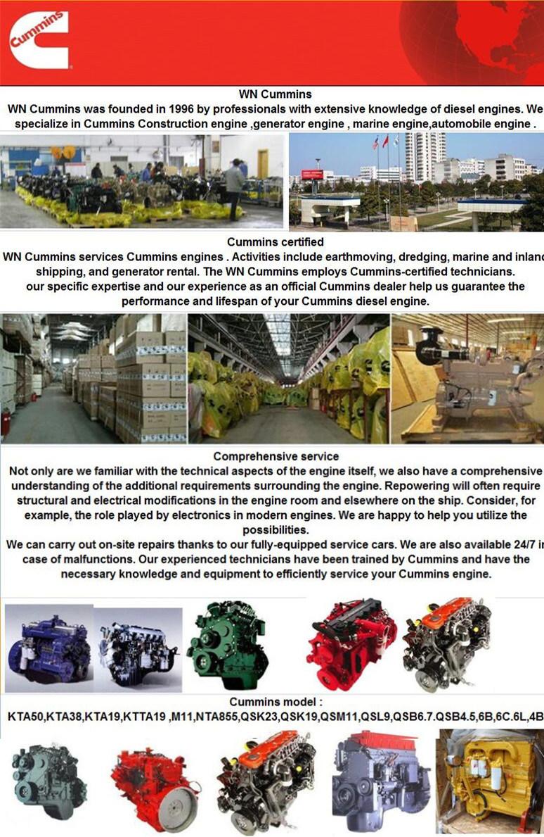 Best Sell Cummins Diesel Engine (Ktta19-C700)