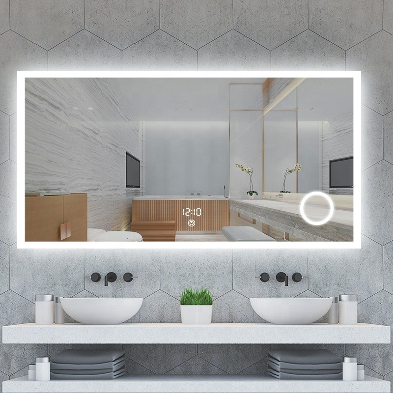 Customized Hotel Decoration Material, How To Decorate Big Mirror In Bathroom