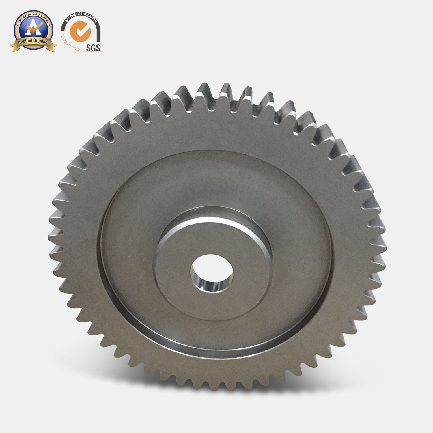 Europe Market OEM Spiral-Bevel-Gear - China CNC Turned Stainless ...
