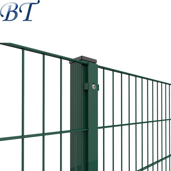 1.8m High Twin Wire 868 Mesh Security Fencing. - China 868 Mesh ...