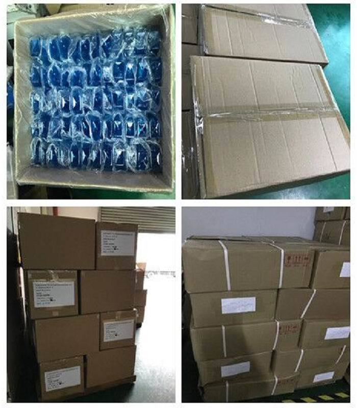 Square Cosmetic Packaging Plastic Bottle with Pump (BTAD-1-30)