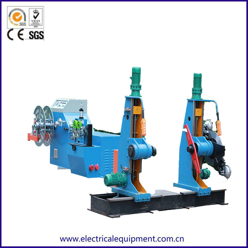 Automatic Wire Spooling Machinery Coil Winding Machine - China Cable ...