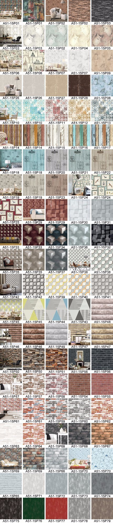 Alle Produkte zur Verfügung gestellt vonGuangzhou Myhome Wallpaper ...