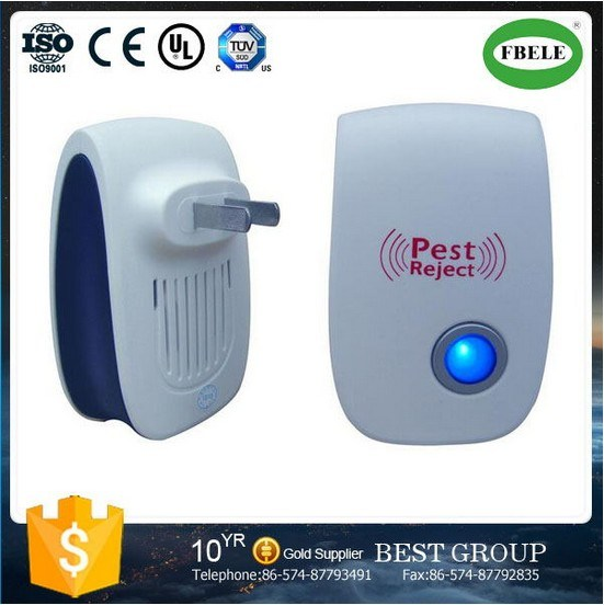 Enhanced Ultrasound Electronic Deratization Ultrasonic Mosquito Repeller