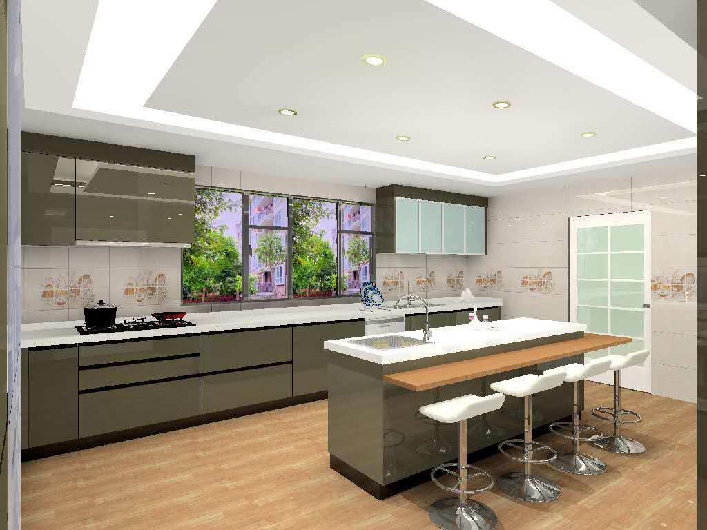 Foshan High Glossy Kitchen Cupboard China Luxury Kitchen Cabinet 2 Pack Finish Kitchen Cabinet Made In China Com