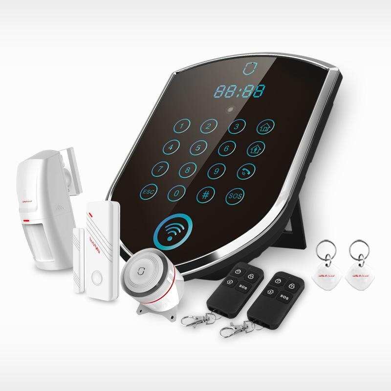 3g gsm de alarma antirrobo inicio la sirena interior y el for Telefono informacion ministerio interior