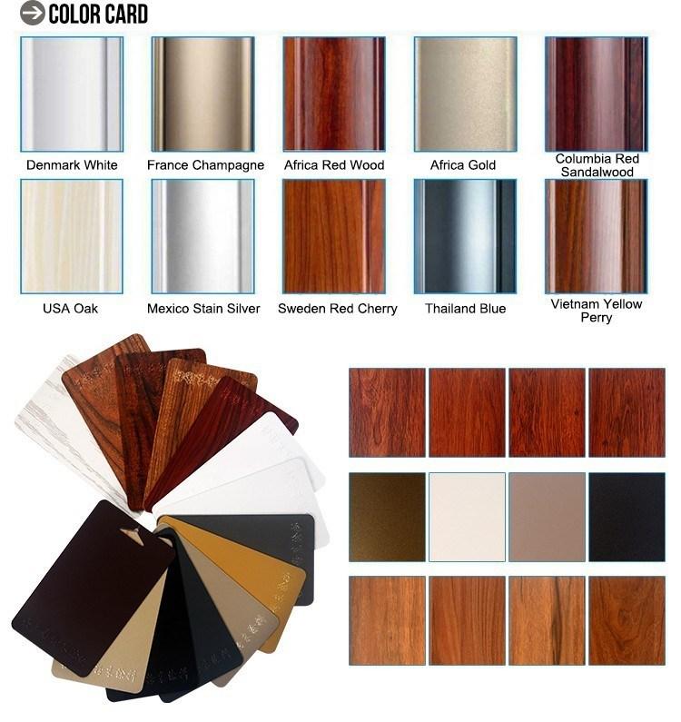 Colores De Aluminio Para Ventanas. Trendy La Ventana Modificada Para ...