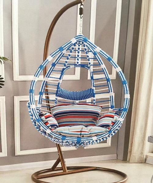 Patio al aire libre Muebles Plásticos del huevo de comedor silla ...