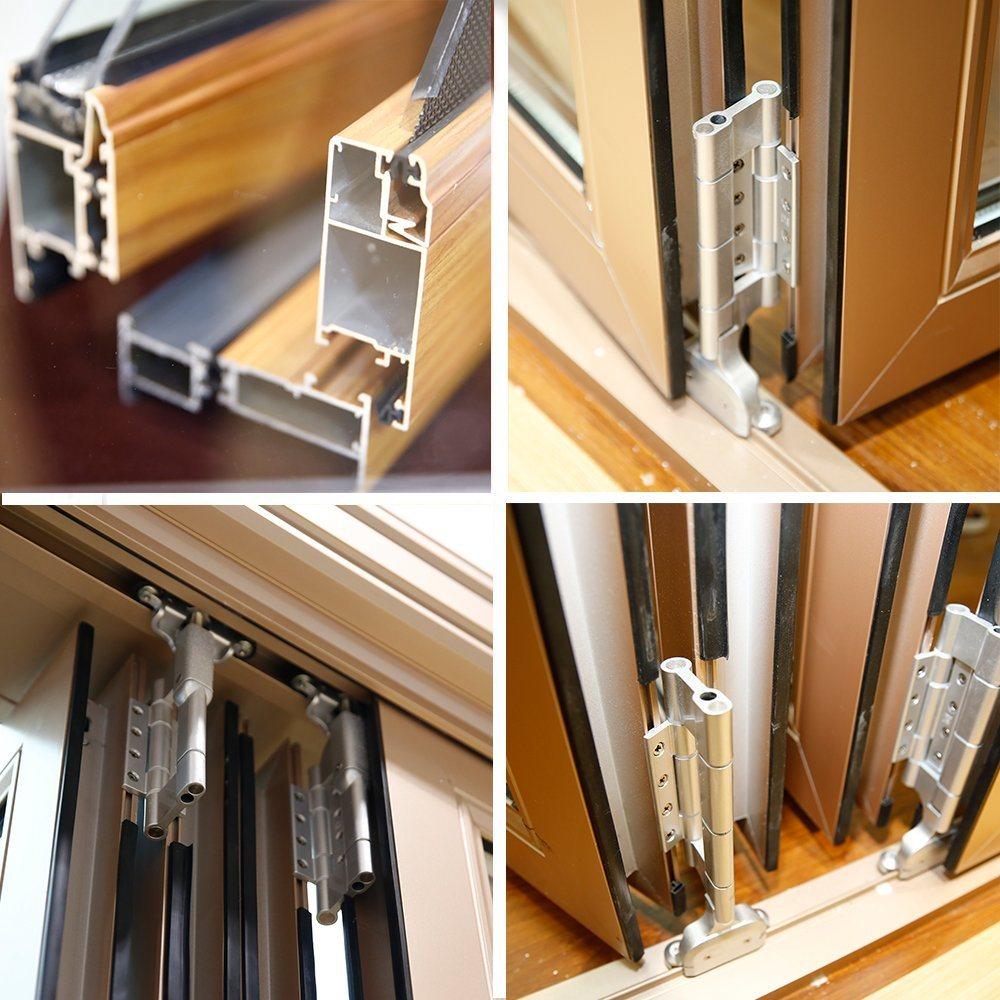 Smart Expo Aluminum Sliding Door Profile Aluminum Door