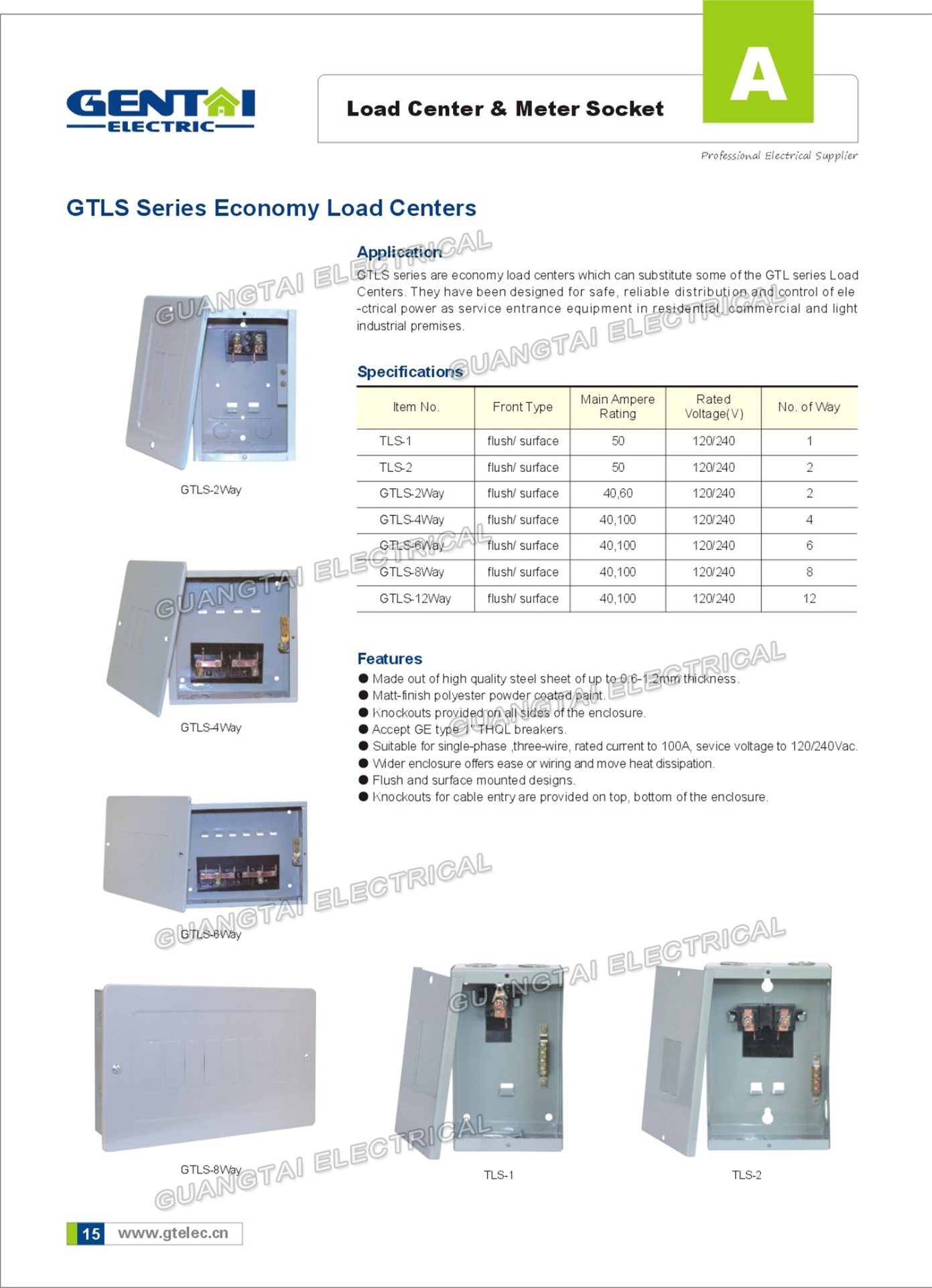 Good Quality Tl412c Ge Type Plug in Load Center - China Tl412c Ge ...  Q1:Are ... 240 Single Phase Wiring Diagram ...