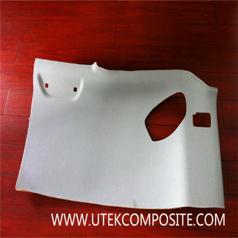 1.65m Width Emulsion 150GSM Fiberglass Mat Fiberglass for Automotive Headliner