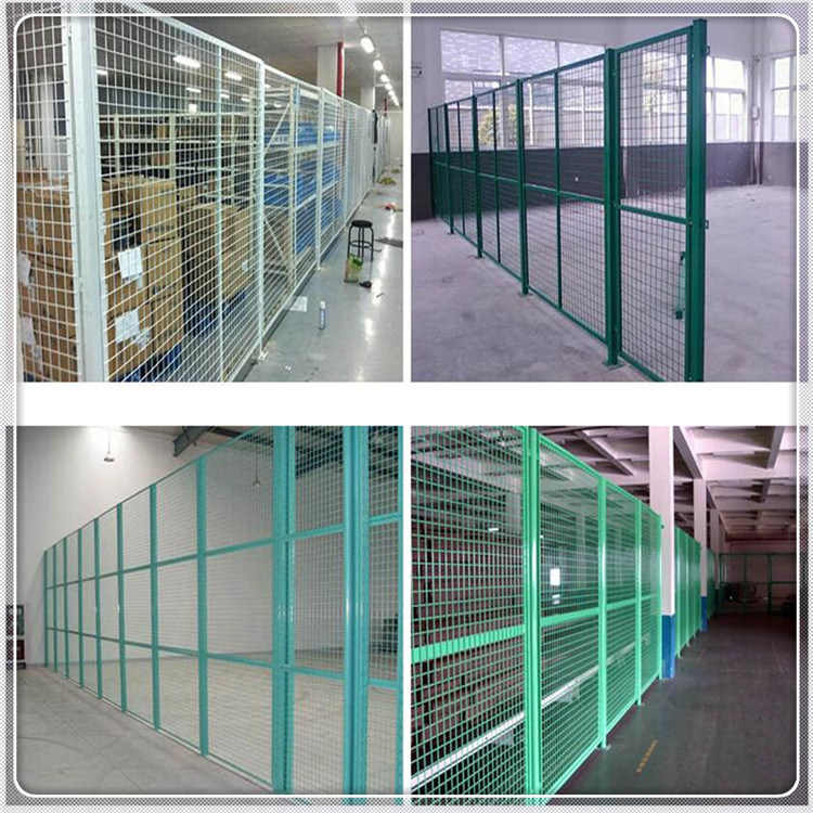 1X20m Length Electro Galvanized Welded Wire Mesh Panel - China ...