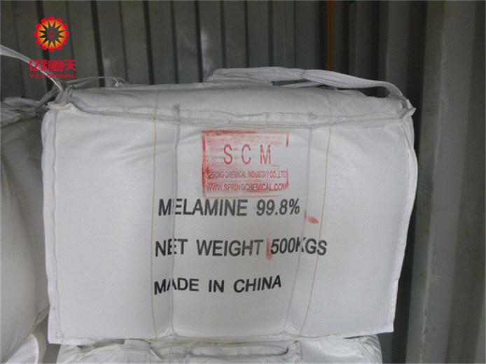 2020 Melamine Powder 99.8% High Quanlity
