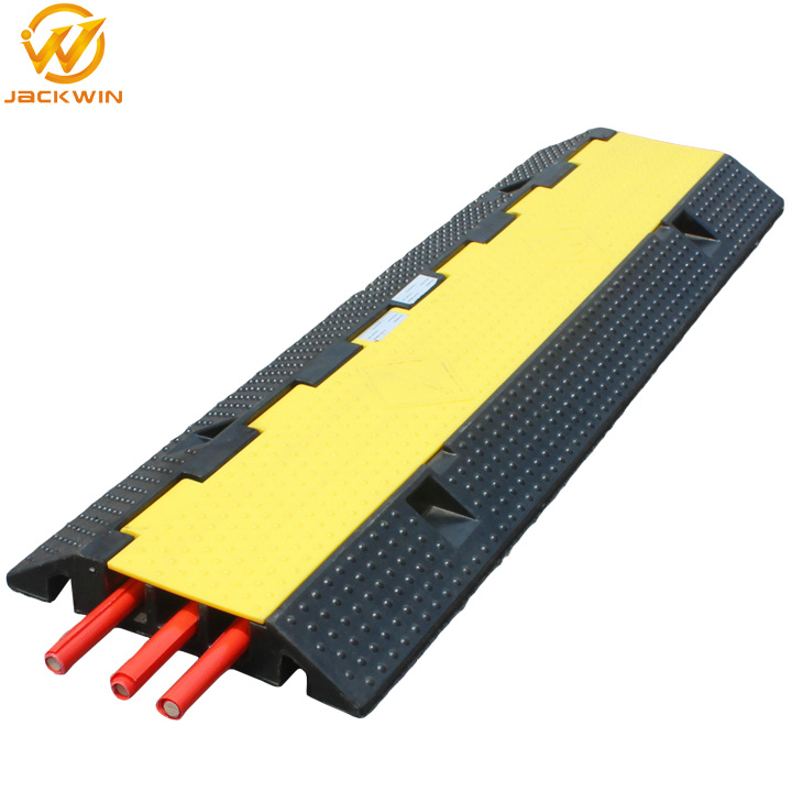 Factory Price Yellow 3 Channel Pvc