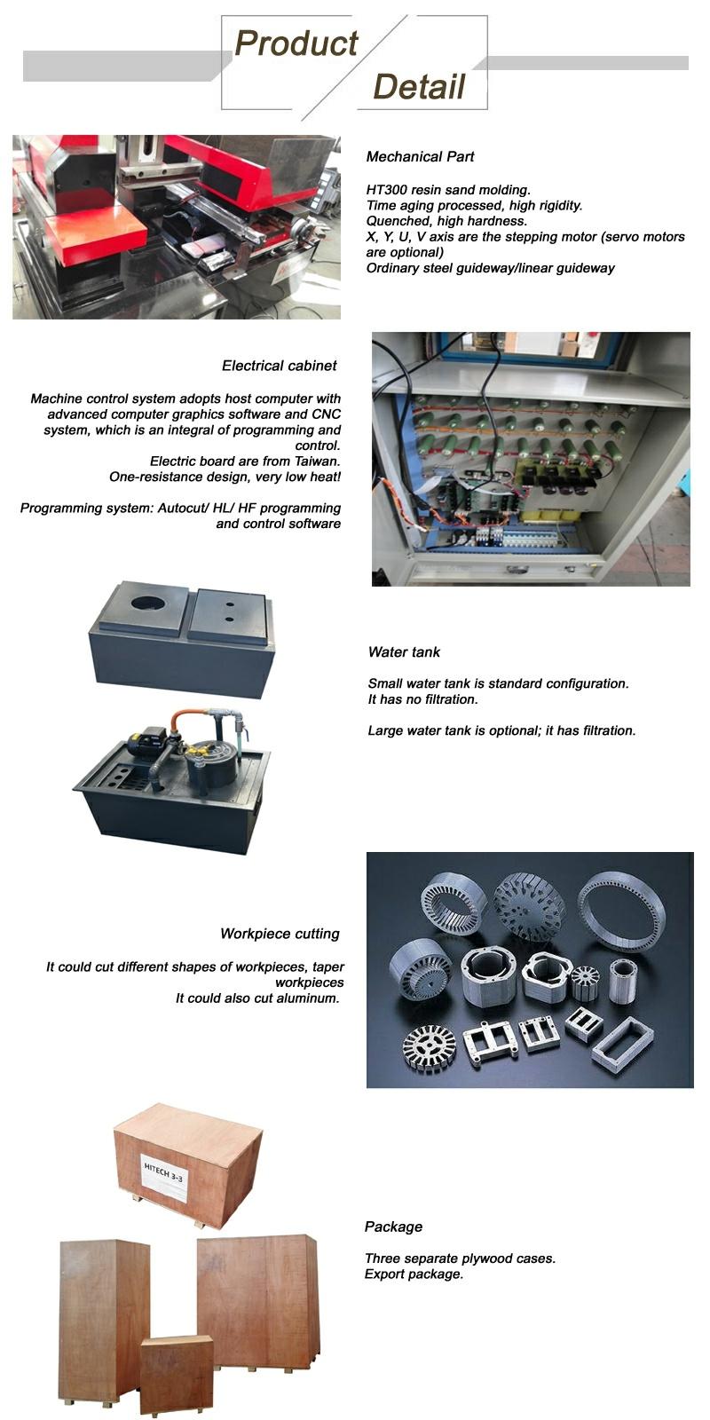 Wire Cutting Machine Low Price EDM