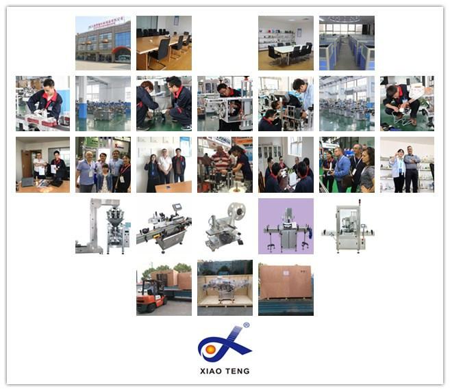 Ce Certificate Xt-618 Liquid Filling Machine/Filling Machine for Oral Liquid