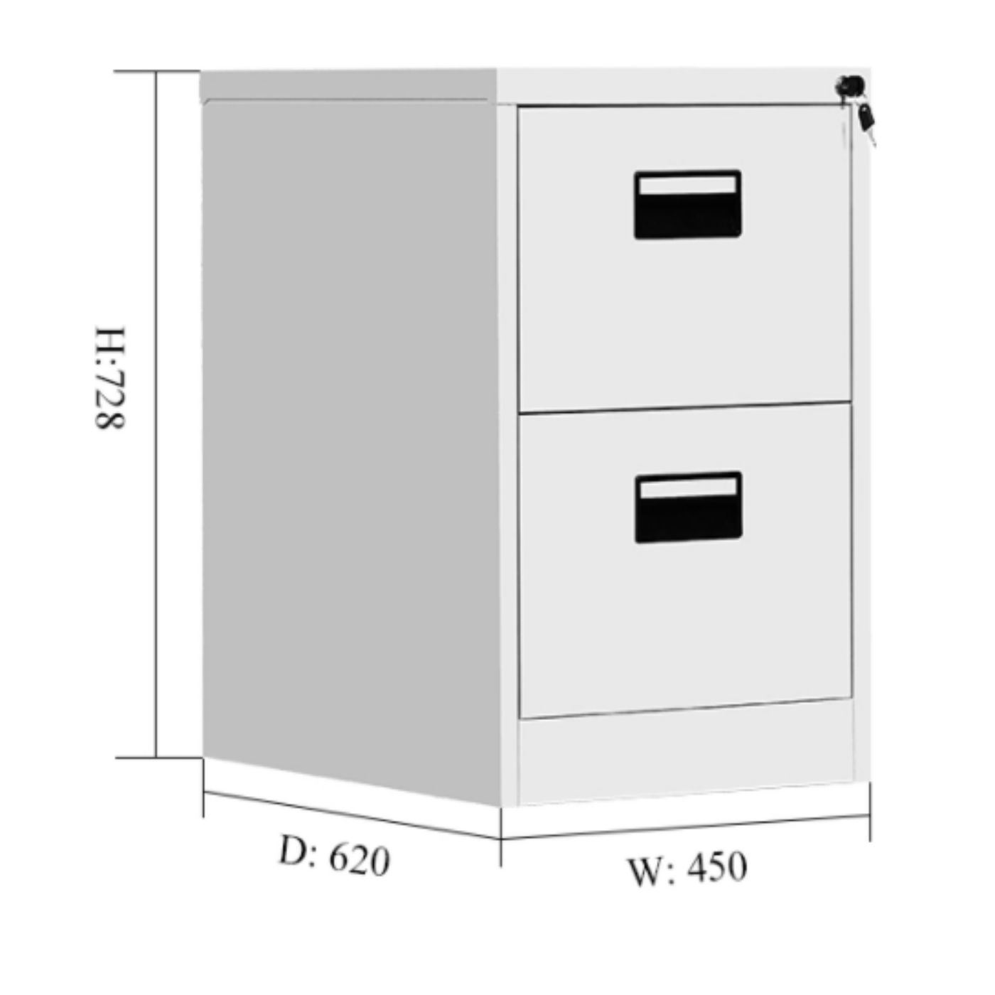 2 Drawer Filing Cabinet Grey China Metal Vertical Filing Cabinet Vertical File Cabinet Made In China Com