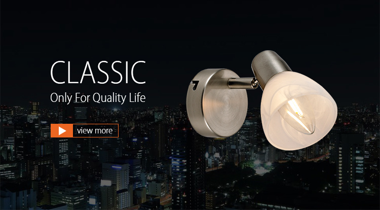 Simple Design G9 5W LED Wall Light Indoor Spotlight for Hotel