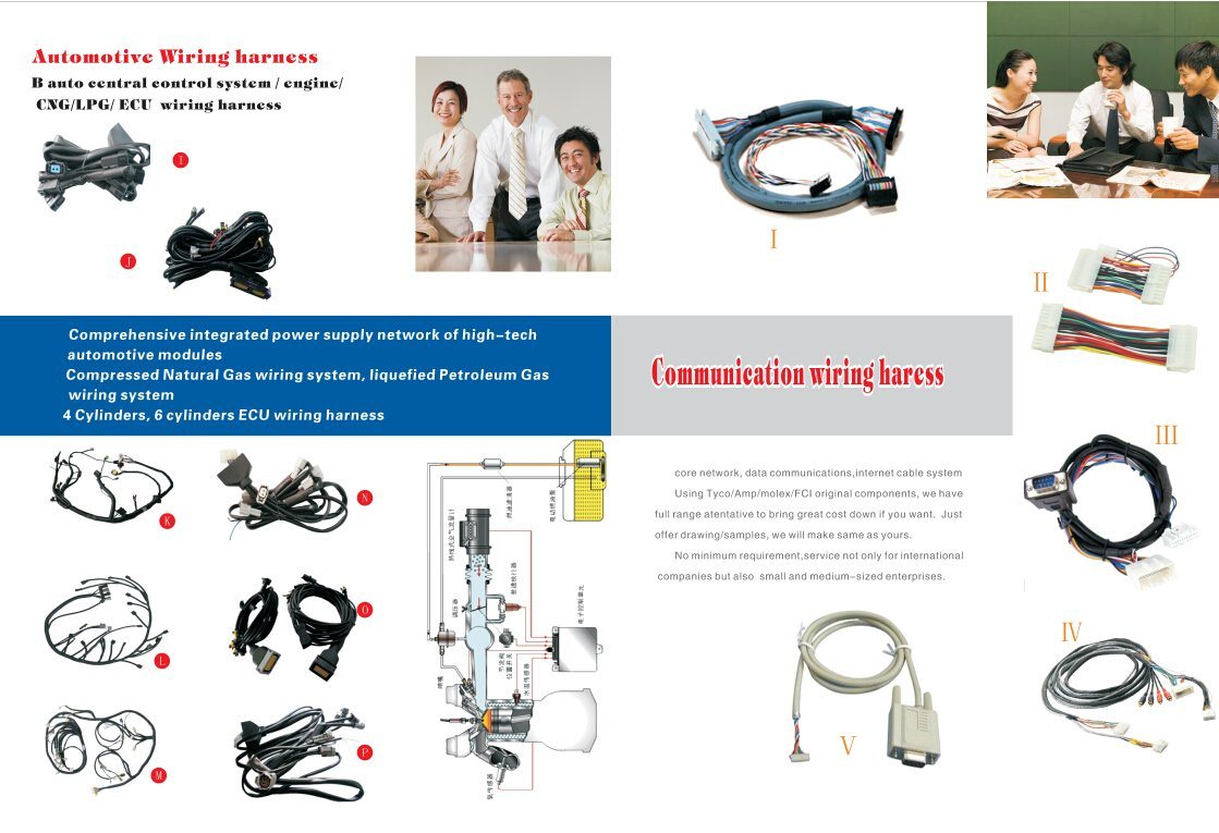 4 Pin Automotive Motor Engine Extension Cable Wiring Harness China 5 3 And Computer If You Cant Find The Exact Product Need In Picturesplease Dont Go Awayjust Contact Me Freely Or Send Your Sample Drawing To Us