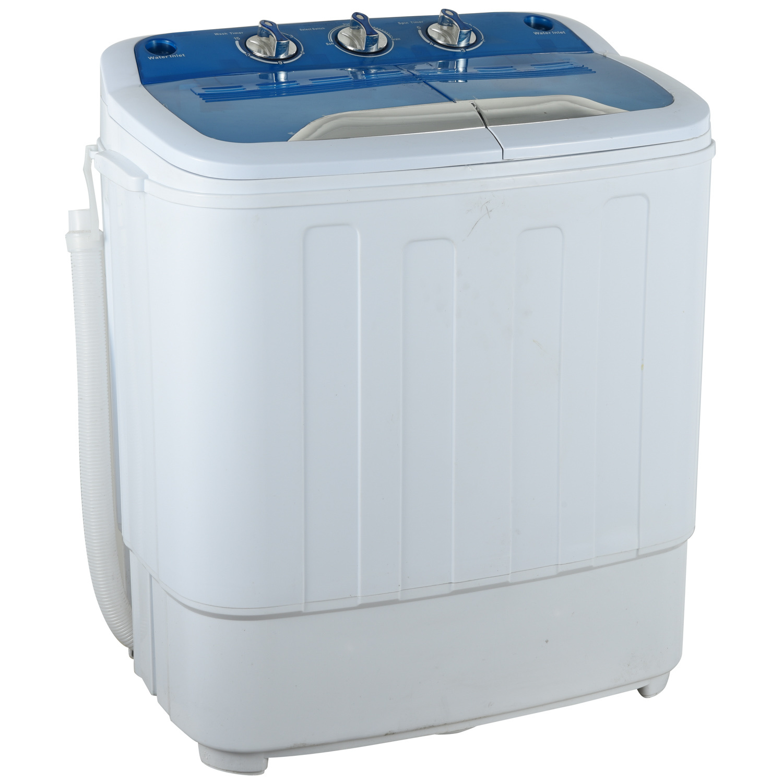 3kg Twin Tub Mini Portable Washing Machine Small Washer