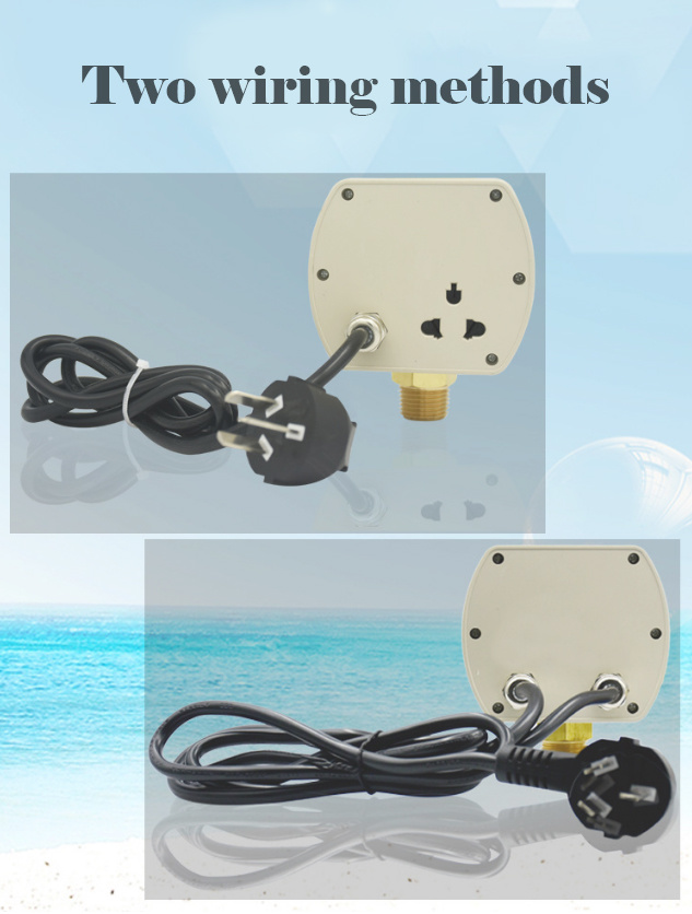 Skp-21 Tank Electric Water Pump Automatic Pressure Control Pressure ...