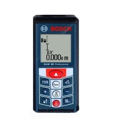 Bosch Laser Distance Meter Glm80