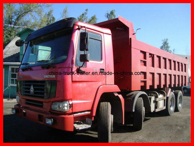 Nuevo Self-Loading Sinotruk camiones HOWO 20m3 de 10
