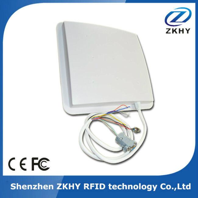 ABS物質的な中間の範囲RS232 UHF RFIDの統合された読取装置