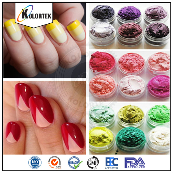 Intense Chroma Color Powder, Nail Polish Pearl Pigment Supplier ...