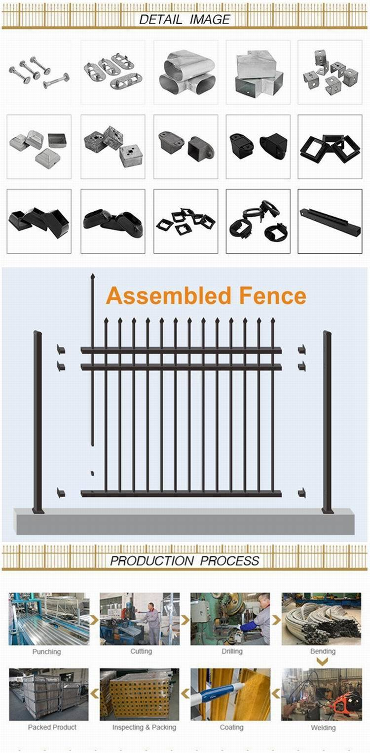 Hot Sale Spear DIY Wire Mesh Fencing - China Fencing, Wire Mesh ...