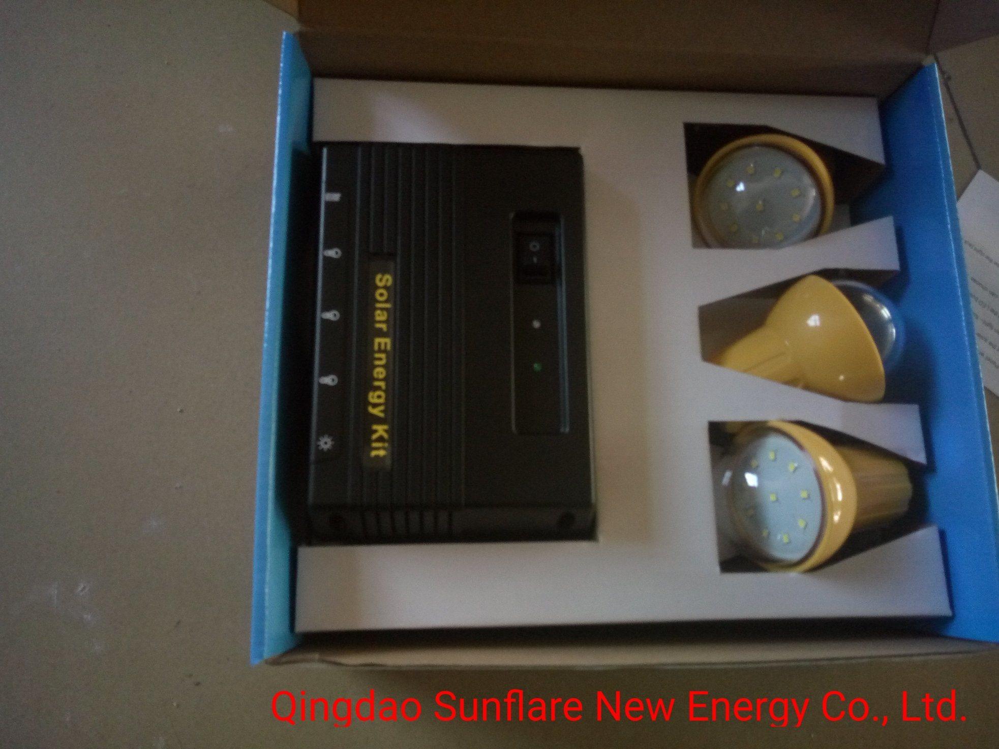 Lighting Africa Solar Energy System Home Lighting System Solar Kit