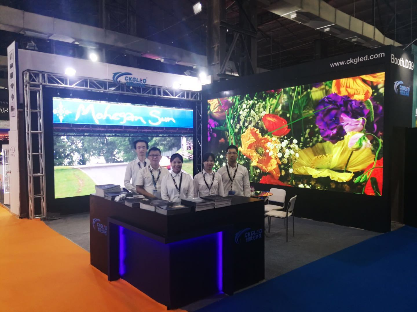 Ckgled Indoor High Definition P2.5 Full Color LED Display Panel/LED Video Wall