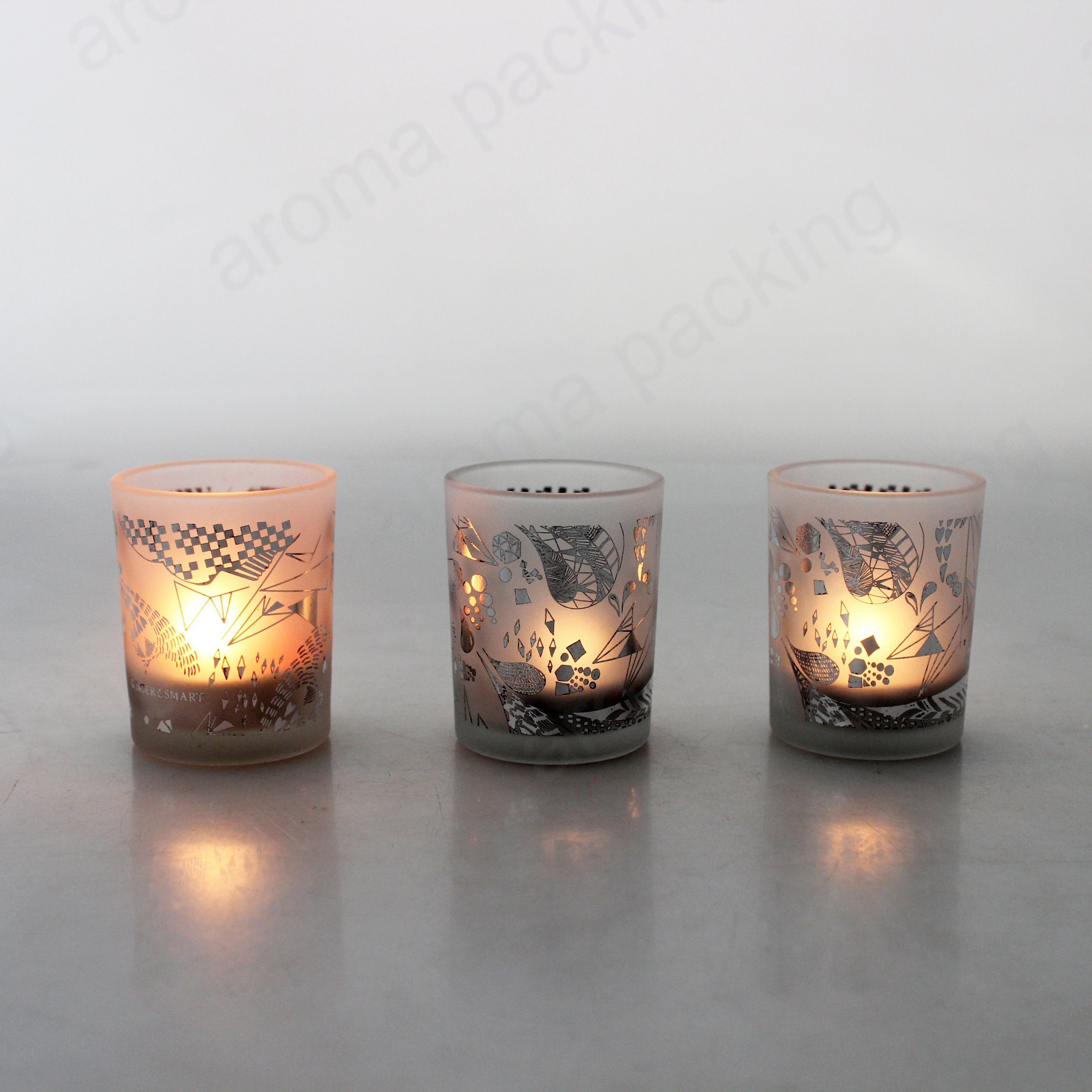 Wholesale Fashion Custom Christmas Glass Jar Candle Holders With Lids China Candle Holders And Candle Holder Manufactures Price Made In China Com