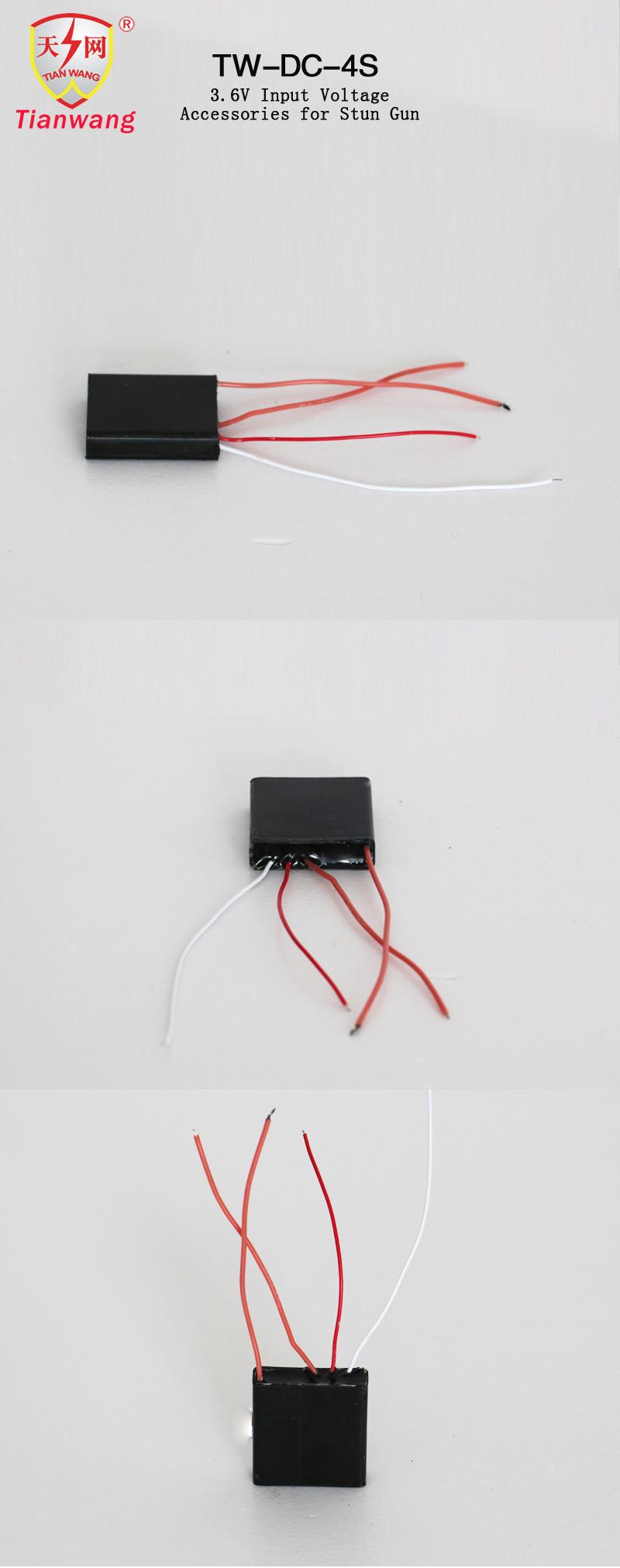 Super Slim High Voltage Inverter 3v 6v To 12000v China Electronic Stun Gun Circuit Product Description