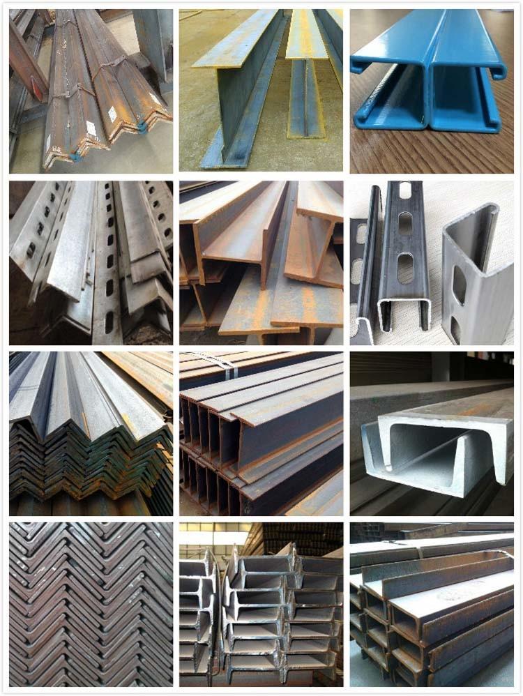 Mild Steel S235jr /S355j2/ /S275jr Hea Heb Hem H Beam