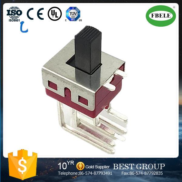 Bending Bending Horizontal Push Switch Toggle Switch Lioujiao 90 Two ...