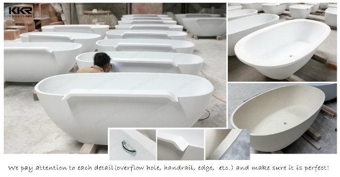 Vasca Da Bagno Disegno : Bagni indipendenti di superficie solidi di nuovo disegno di
