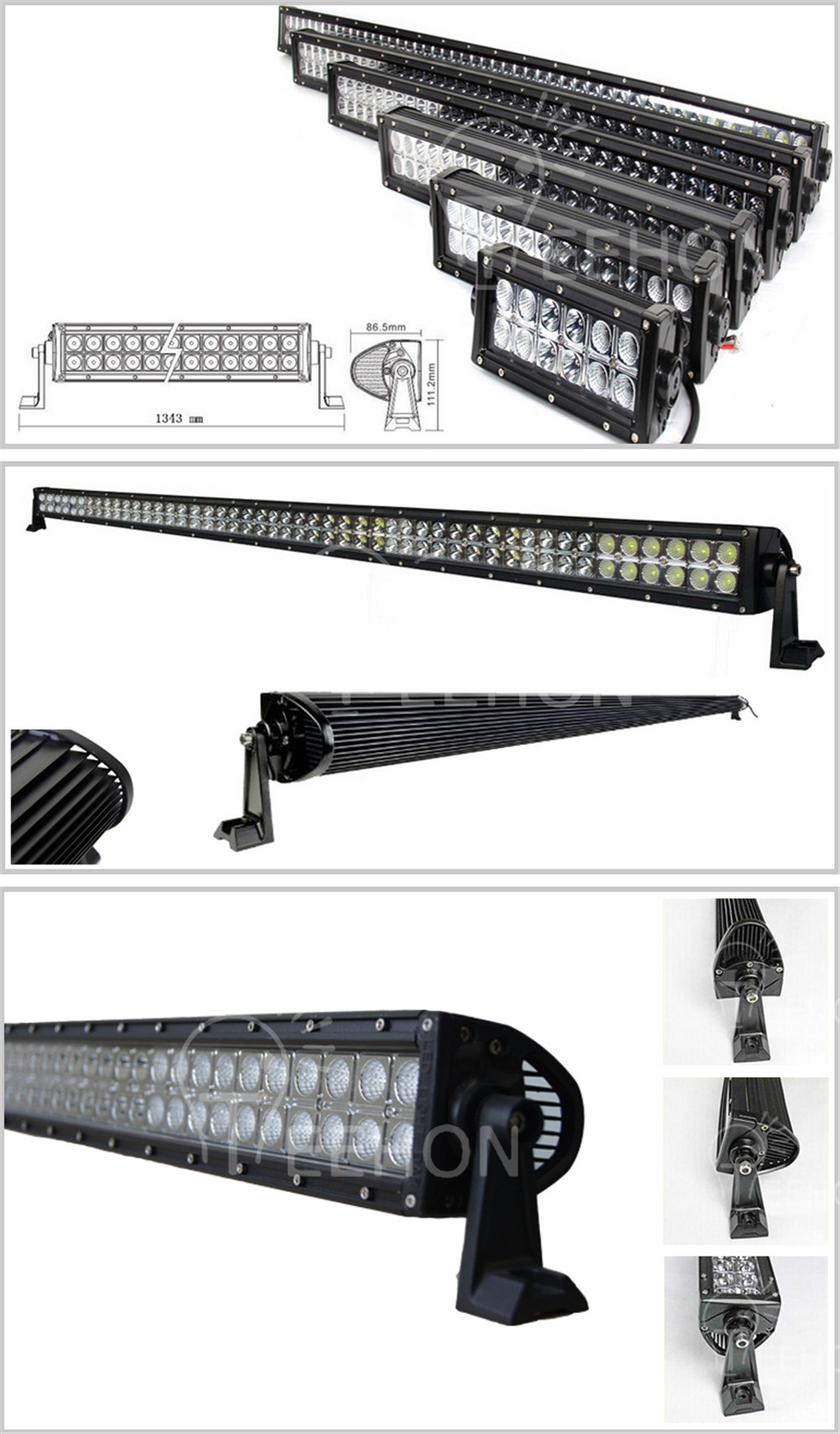 Smart expo 2018 super bright 36w epistar led light bars at aapex led lighting bar pictures aloadofball Image collections