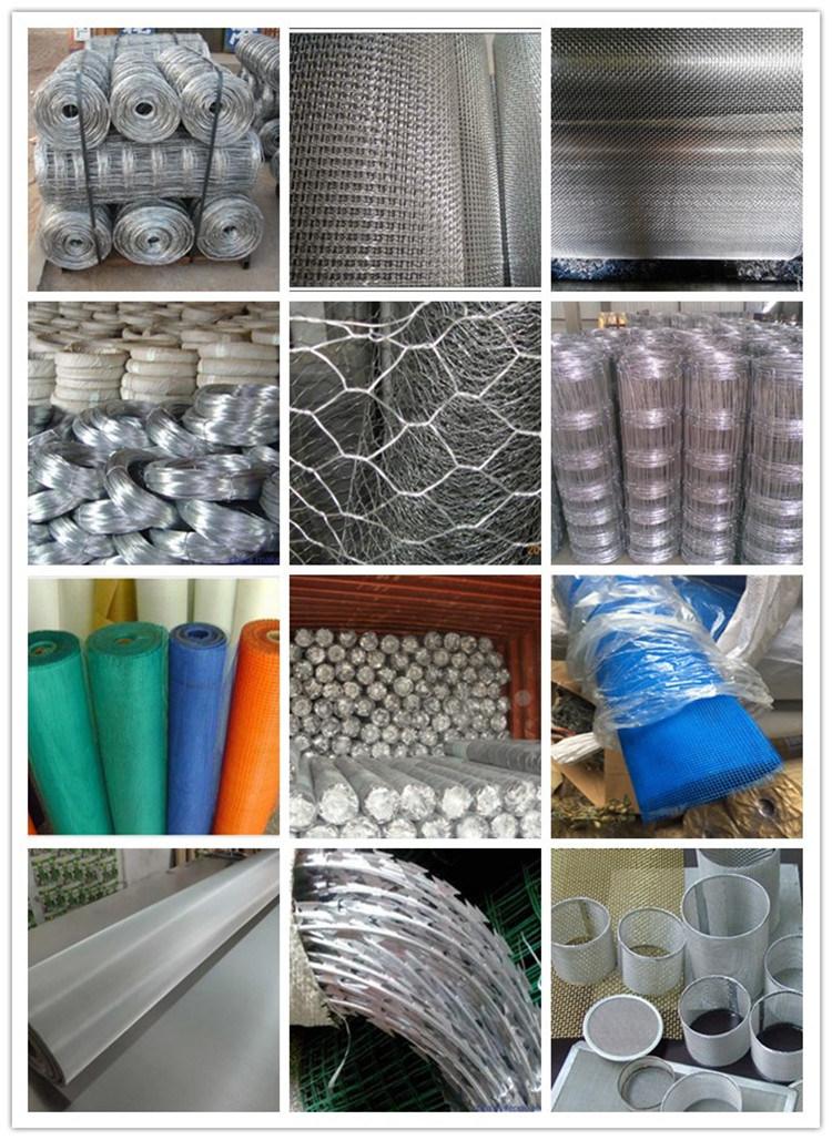 Galvanized Wire Window Screen (16X16, 18X18 mesh) - China Galvanized ...