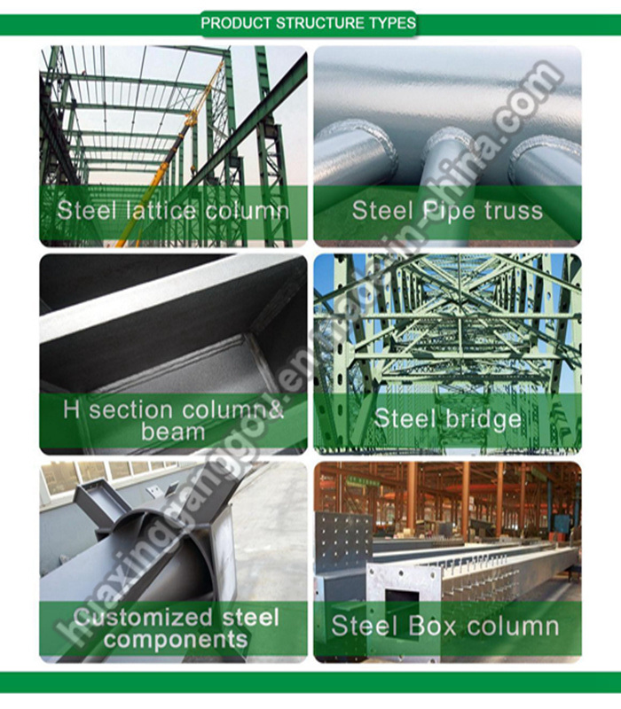 Iso Certification Cost Saving Light Gauge Steel Building Systems