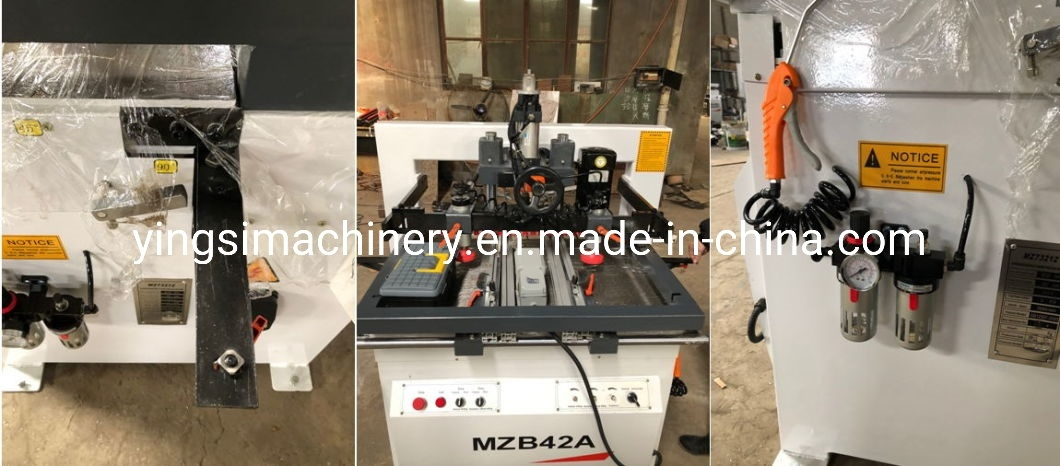 Mzb42A Double Row Line Multi Drilling Boring Machine
